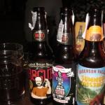 Drie bieren bij The Alchemist